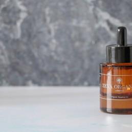 Zeva Organics Organic Rosehip Oil Bottle - Wildcrafted organic skincare